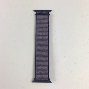 Breathable Nylon Band for Apple Watch Purple